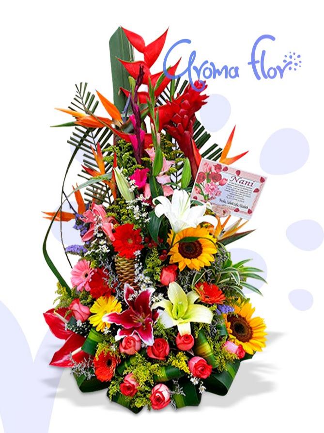 Exotic Flores