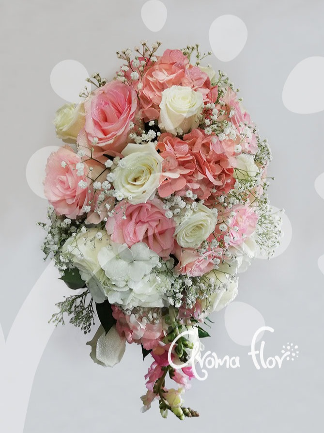 Bouquet salto angel