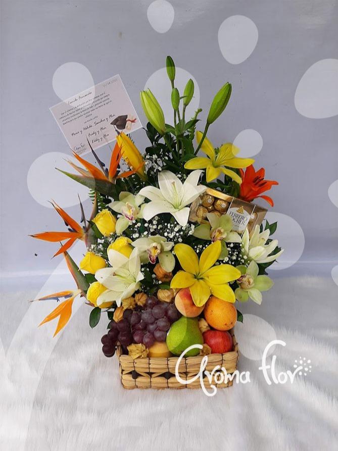 Expresión de amor en Orquídeas